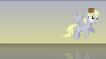 Derpy Hooves background by monketron