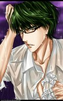 Midorima  shintarou by lovedreams