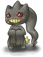 Banette by iMuseling