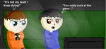 Gametime With Smosh (Speedpaint) by Dragonsong3