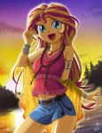 LOE Sunset Shimmer by uotapo