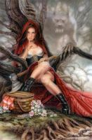 Red Riding Hood by mcalandra