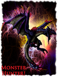 completed Black Wyvern by DavidUnwin
