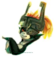 TP - Midna by HylianDragonCatty