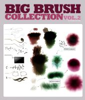 Big brush collection vol.2 by doodle-lee-doo