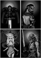Game of Thrones by lattimer36