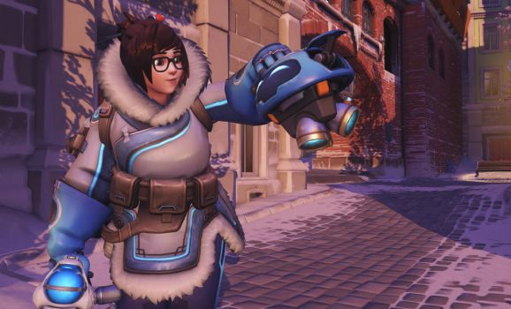 Mei - Overwatch by PlanK-69