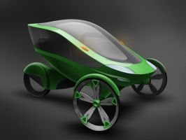 eco friendly car 2 by Nico4blood