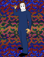 Niggi Michael Myers by superlisamcb
