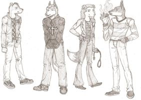 The Coherent Road Rovers by shnoop-1025