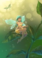 Fairy by Elfessa