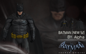 Batman Arkham Origins: New 52 Batman [iOS] by XNASyndicate