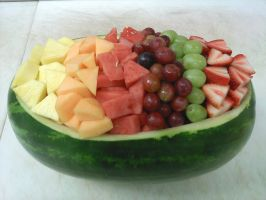 Melon Bowl Supreme by DoctorTonyStarkWho