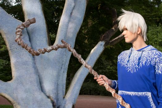 Jack Frost Cosplay (Picture 4/6) - June 15, 2017 by Naivaan