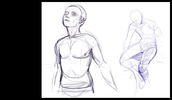 some more very rough sketches by j-maddox