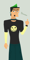 TDI: Duncan in 6teen style by FeelTheRain13