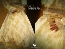 The wedding day by DaNaT-DuBai