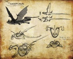 HTTYD: Thunderdrum by Iceway