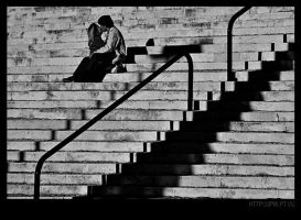 Staircase to Love by eXcer