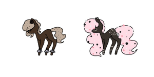 Customs for Pixel-Pony-Adopts by Rainbows-Lover