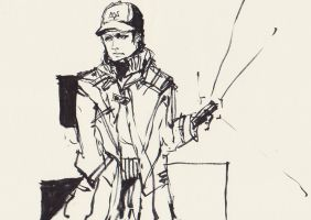 Aiden Pearce by suzanna8767