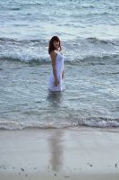 white sea lady2 by sempiterna-stock