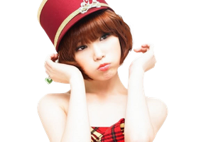 IU ( Lee Ji Eun ) _ Render _ PNG #35 by mhSasa