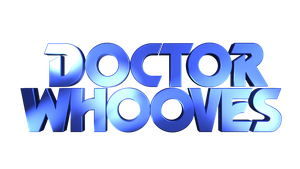 Doctor Whooves 50th Anniversary Logo by CaptainBritish