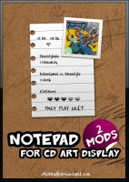 NotePad by Mickka