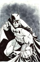 Batman commission at C3 by RyanOttley