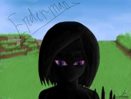 Enderman Female by NiGHTSgirl666