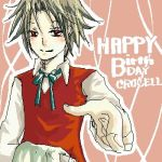 HAPPY BIRTHDAY CROCELL by neki