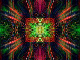 Interdimensional Transference by twocollective