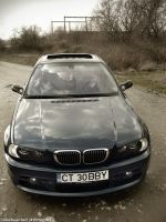 BMW E46 III by MWPHOTO