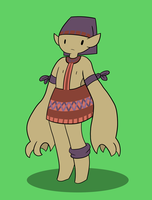 Male Fairy by DickQuint