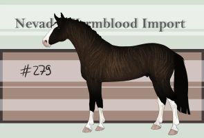 Nevada Warmblood 279 OPEN by BRls-love-is-MY-Live