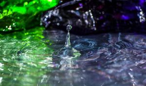 Water Drops by DanielleMiner