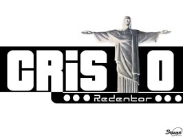 Wallpaper Cristo Redentor by MrNexXx