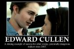 Edward Cullen Motivational 1 by raefalcon