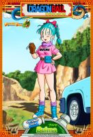 Dragon Ball  - Bulma by DBCProject