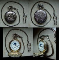 Pocket watch U.S.S. Constitution by vladioglas