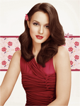 Leighton Meester Colorize by StarlightSophie