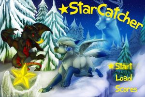 Starcatcher Concepts-Start Screen by Ifus