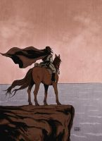horseman by xilrion