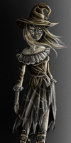 Madame Scarecrow by undead-medic
