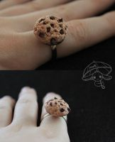 cookie ring by Next--LVL