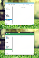 Theme templates Win 8/8.1 by minht11