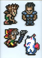 Final Fantasy 6 Cast part 2 by Frost-Claw-Studios