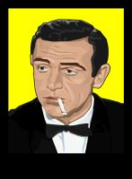 Bond. James Bond. by MrStitch