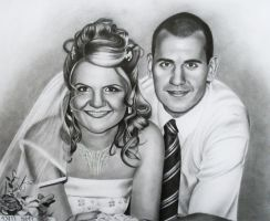 My brother with his wife by tacsitimea